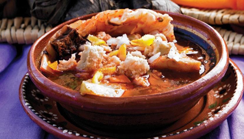 Michoacán, uno de los mejores destinos gastronómicos de México