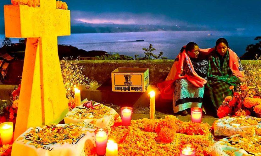 Realizarán Primer Festival de Noche de Animas en la Rivera del Lago de Cuitzeo