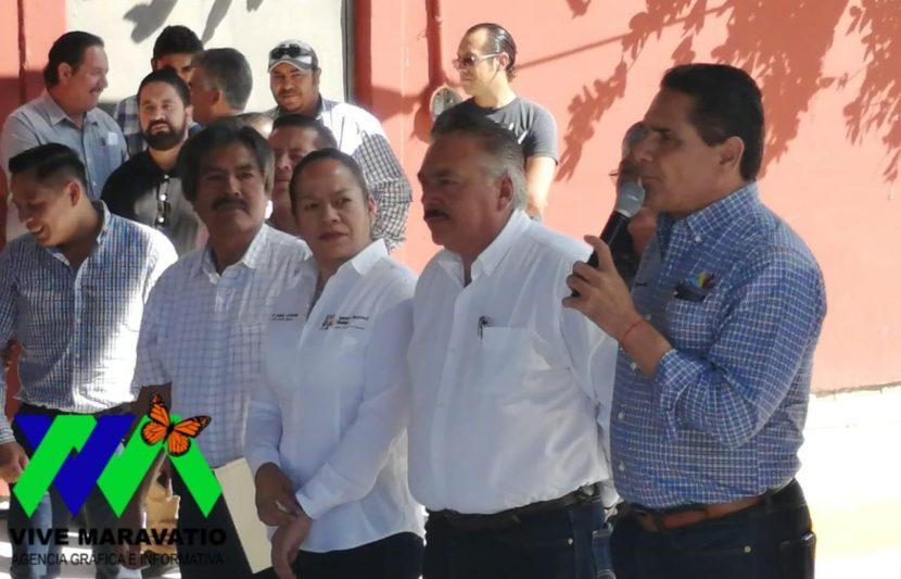 Silvano Aureoles estaría visitando Maravatío a inicios del próximo año para inaugurar el segundo edificio de la UTOM