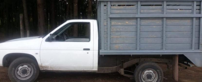 Detiene a uno con camioneta robada, en Zitácuaro