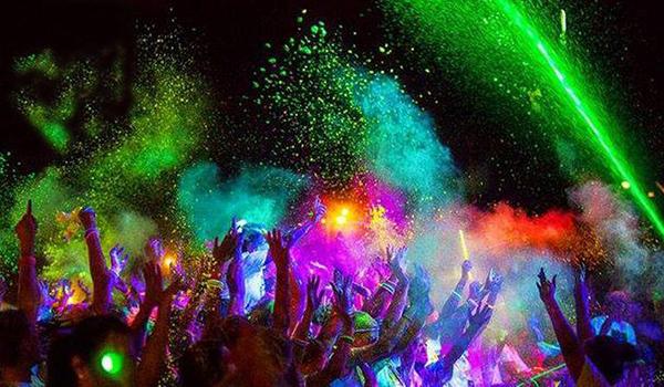 Llega a Maravatío Carrera Nocturna del Color (Night Color)