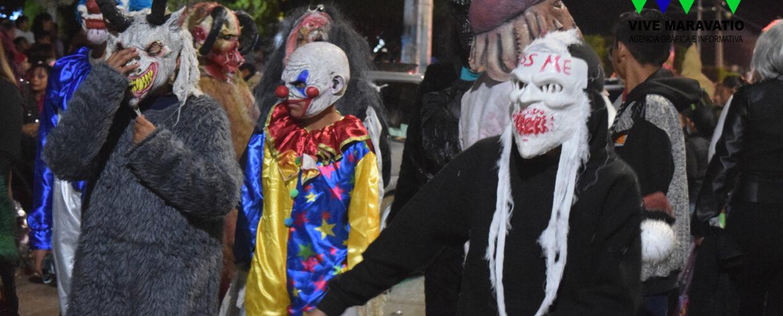 Ayuntamiento de Maravatío señala que no ha emitido permisos para desfiles de disfraces ni eventos
