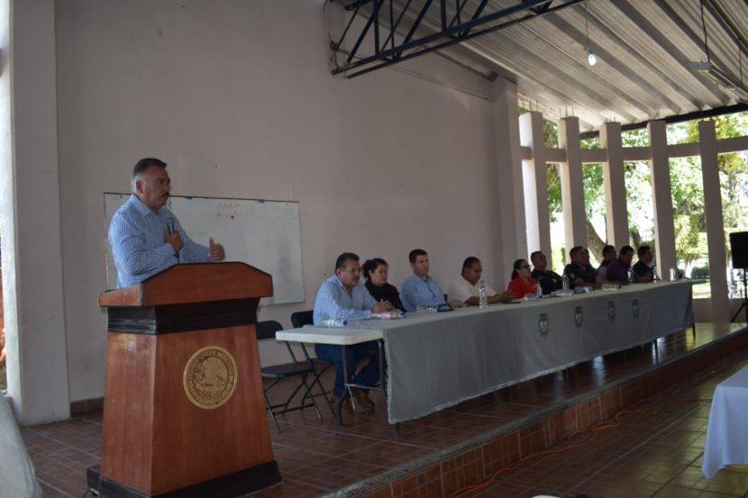 Se llevo a cabo la 9na reunión de Consejo de Desarrollo Municipal de Maravatío