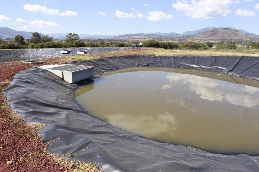 Entrega Gobernador a habitantes de Irimbo planta tratadora de aguas residuales
