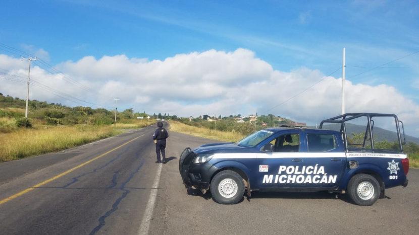 Detienen a uno por agredir a una mujer, en  Ciudad Hidalgo