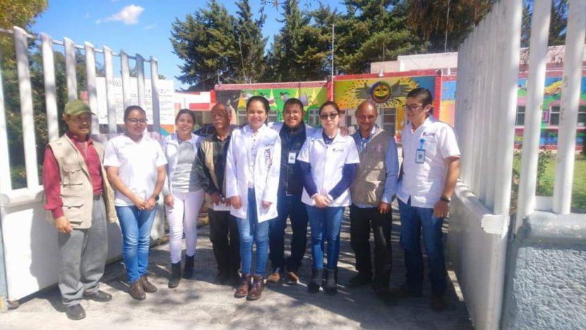 Convoy de la salud continuará atendiendo a la población maravatiense hasta el 31 de enero