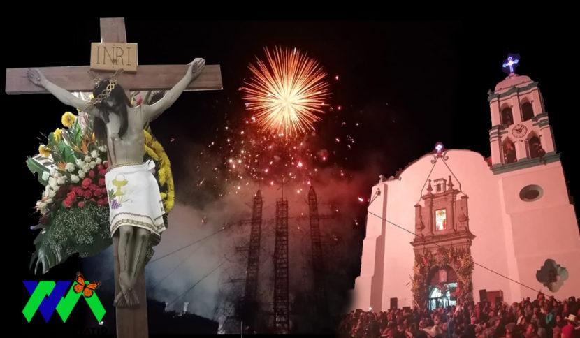 Fiesta Patronal en honor al Señor de Tziritzicuaro 2020