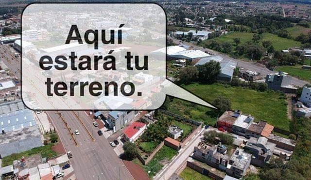 Invierte en terrenos en Maravatío y haz crecer tu dinero