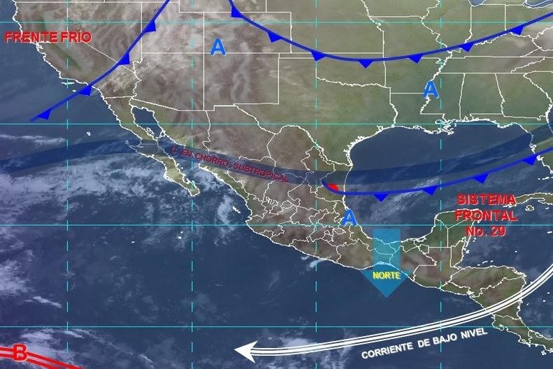 Persisten las bajas temperaturas durante la mañana y noche en Michoacán