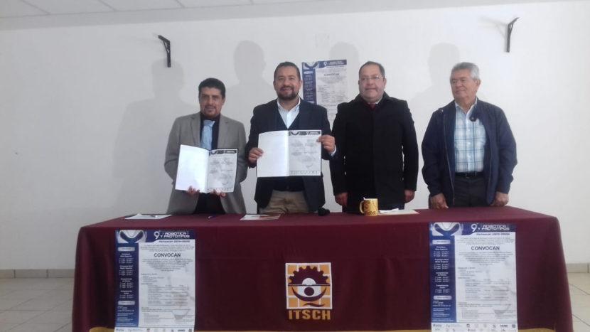 En Ciudad Hidalgo, la final estatal de Robótica y Prototipos de Desarrollo Tecnológico: ICTI