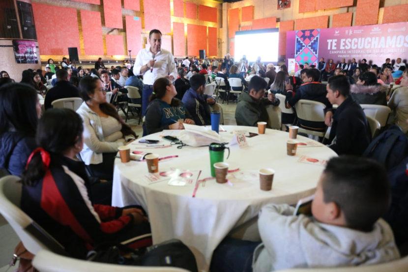 Foro Escucha, nuestro espacio para expresarnos: jóvenes de Ciudad Hidalgo