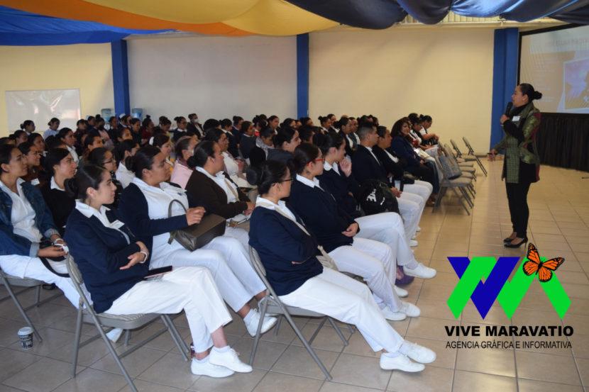 """Con éxito se realizaron las """"Primeras Jornadas de Enfermería 2020"""" en la Universidad Contemporánea de las Américas plantel Maravatío"""