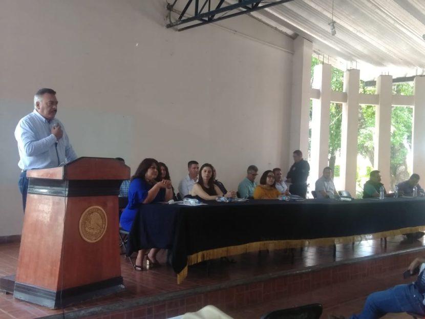 Por COVID-19, Consejo Municipal de Maravatío se reúne para dar a conocer las medidas a implementar por la pandemia