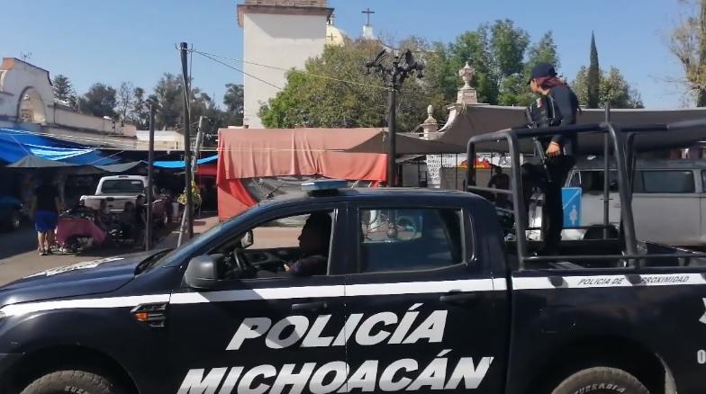 Localizan a una mujer y dos menores de edad, victimas de extorsión telefónica en Maravatío