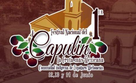 Se llevará a cabo Festival del Capulín en junio, en la comunidad de Tupátaro, Senguio.