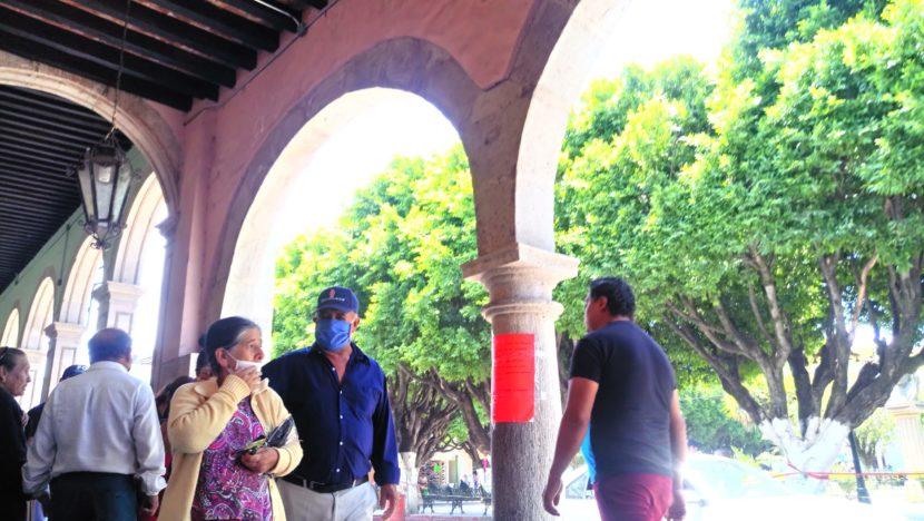 Se reportan 6 nuevos casos de Covid-19 en Maravatío