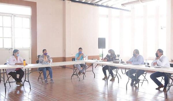 Personal del sector salud ha recibido agresiones en una comunidad de Maravatío