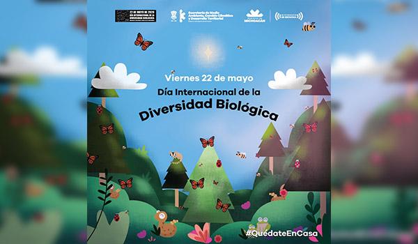 Michoacán, privilegiado por la mega biodiversidad de su territorio