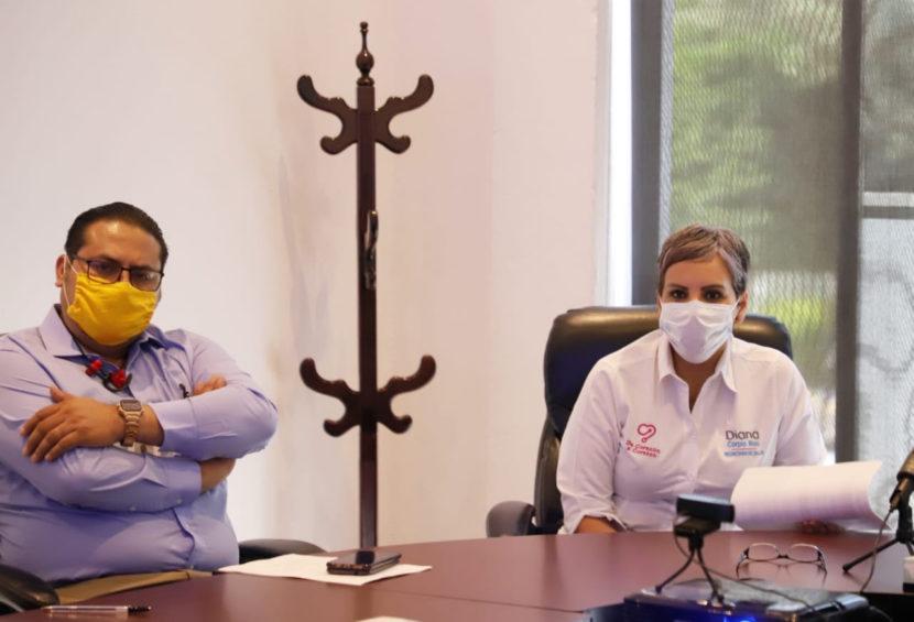 Ante bloqueos, acuerdan suspender servicios en unidades médicas de la región Oriente