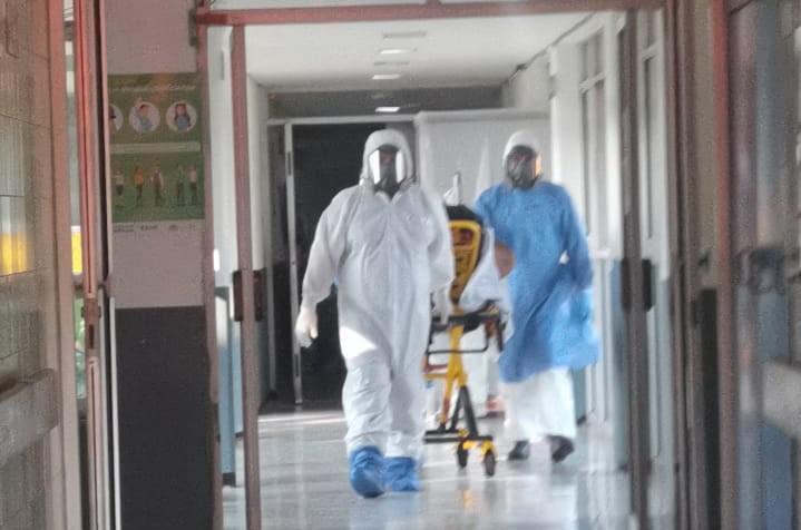 Paramédicos de la SSM, firmes en el combate contra el COVID-19