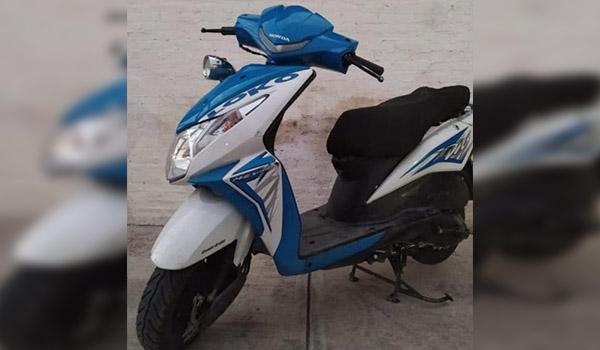 Recuperan moto con reporte de robo en Maravatío
