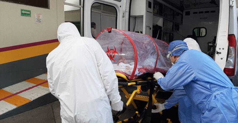 Hospital Civil de Michoacán registra crecimiento sostenido por Covid-19