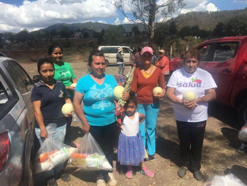 DIF Maravatío continúa con la entrega de asistencia alimentaria a la población más vulnerable