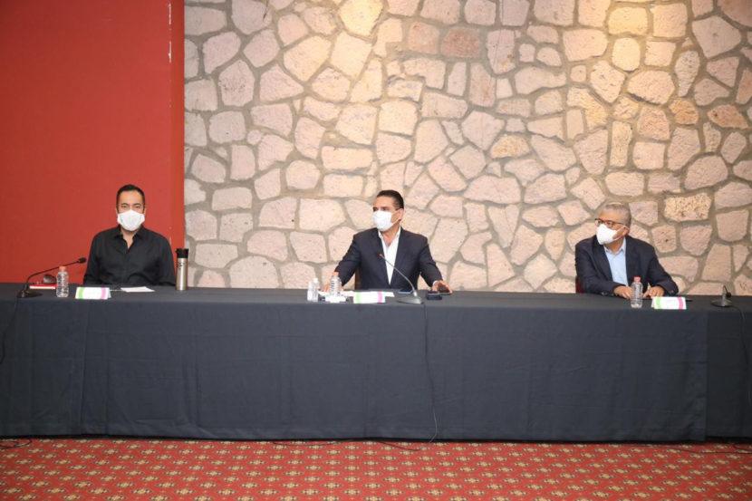 Epidemia se ha extendido a 98 municipios, advierte Comité de Crisis