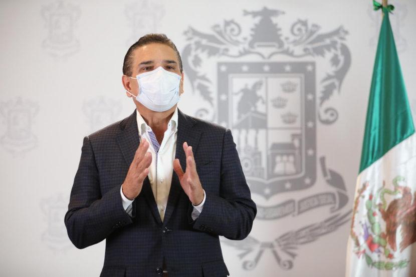 Michoacán se encuentra en el momento más crítico de la pandemia de COVID-19: Silvano Aureoles