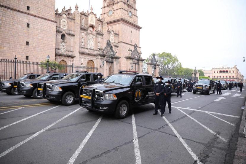 Silvano Aureoles crea la Policía Estatal de Caminos
