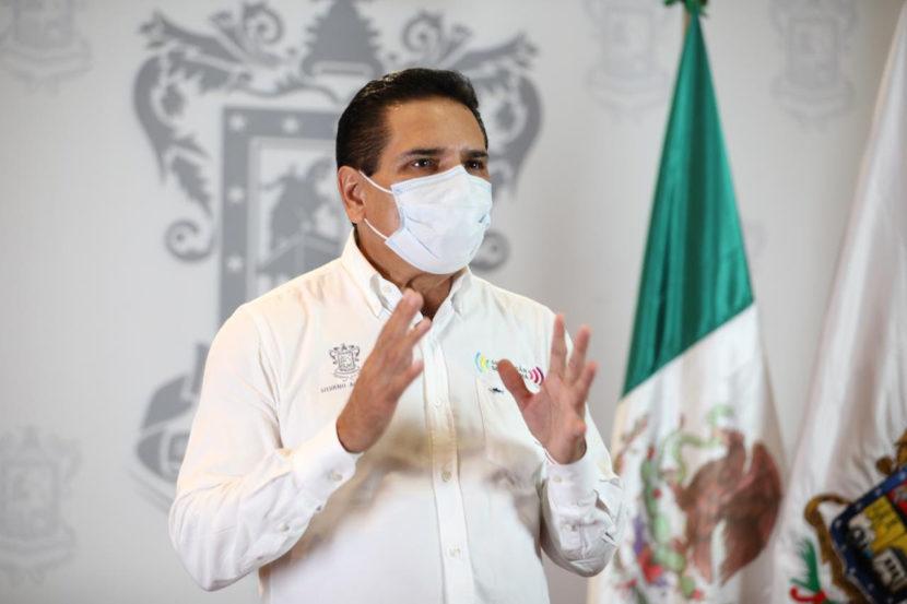 Cada 3 horas, una persona pierde la vida por Covid-19 en Michoacán: Silvano Aureoles