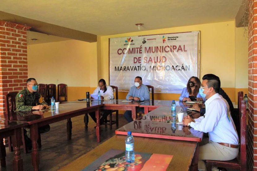 Casos de Covid-19 en Maravatío han aumentado en las últimas semanas