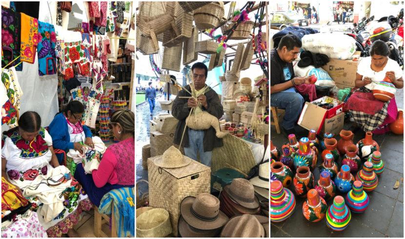 Michoacán, uno de los Estados con mayor presencia artesanal