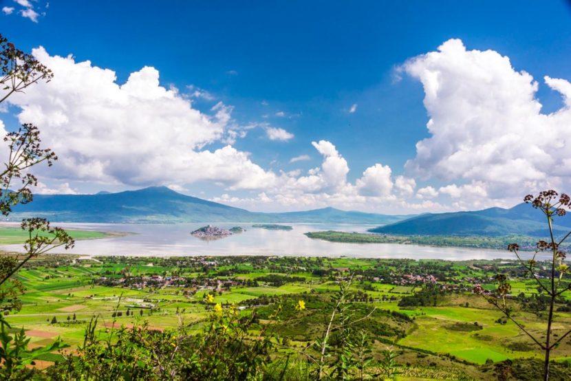 Piden que el Lago de Pátzcuaro sea declarado Área Natural Protegida