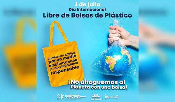 Bolsas de plástico, un problema mundial