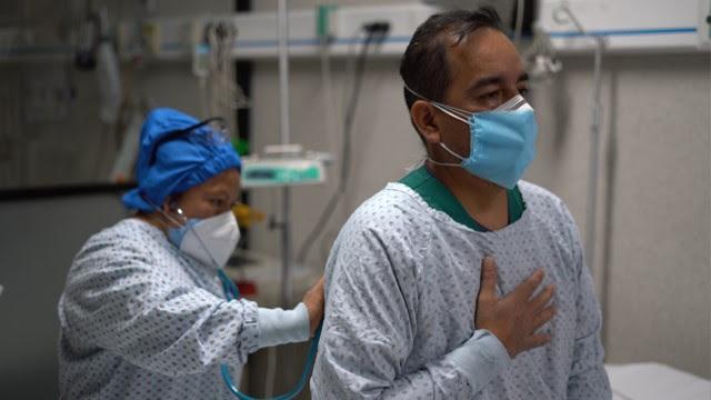 Fortalece SSM acciones de prevención de enfermedades respiratorias