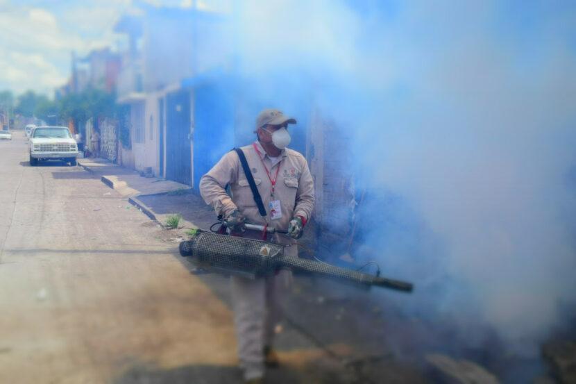 Mantener entornos limpios, pide SSM a ciudadanos