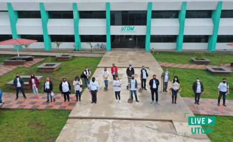 UTOM se une a campaña que busca plantar un millón de árboles en Michoacán