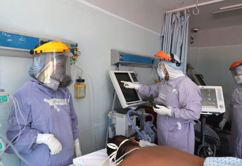 En Michoacán comienza esta semana la vacunación contra covid19 para personal médico