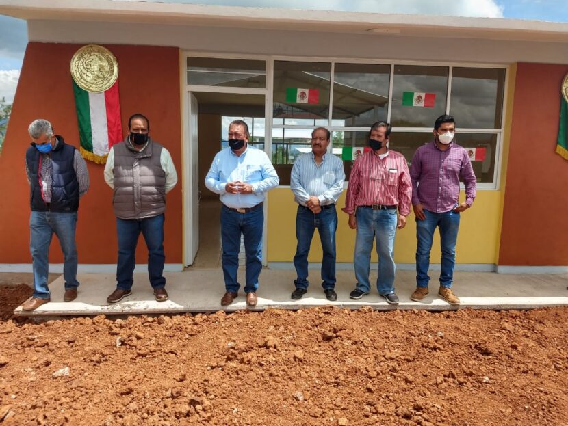 Gobierno de Maravatío comprometido con la educación: Jaime Hinojosa