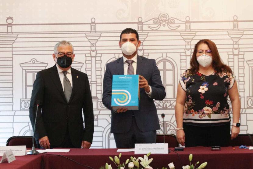 Entregan 5º Informe de Gobierno de Silvano Aureoles