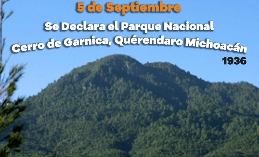 Parque Nacional Cerro de Garnica, una belleza natural de Queréndaro