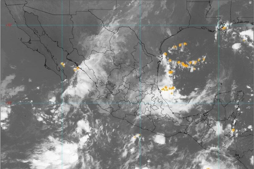 Potencial ciclónico provocará lluvias fuertes en Michoacán este fin de semana