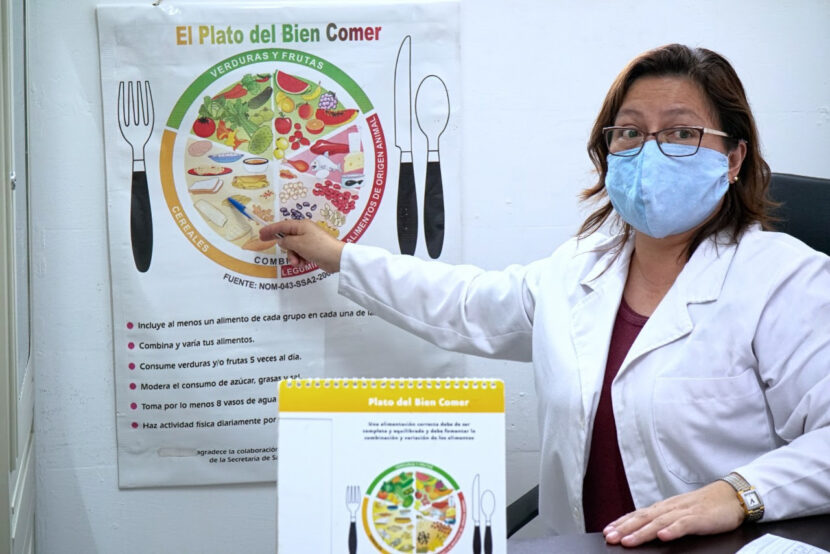 Exhorta SSM a pacientes diabéticos y obesos implementar estilos de vida saludables