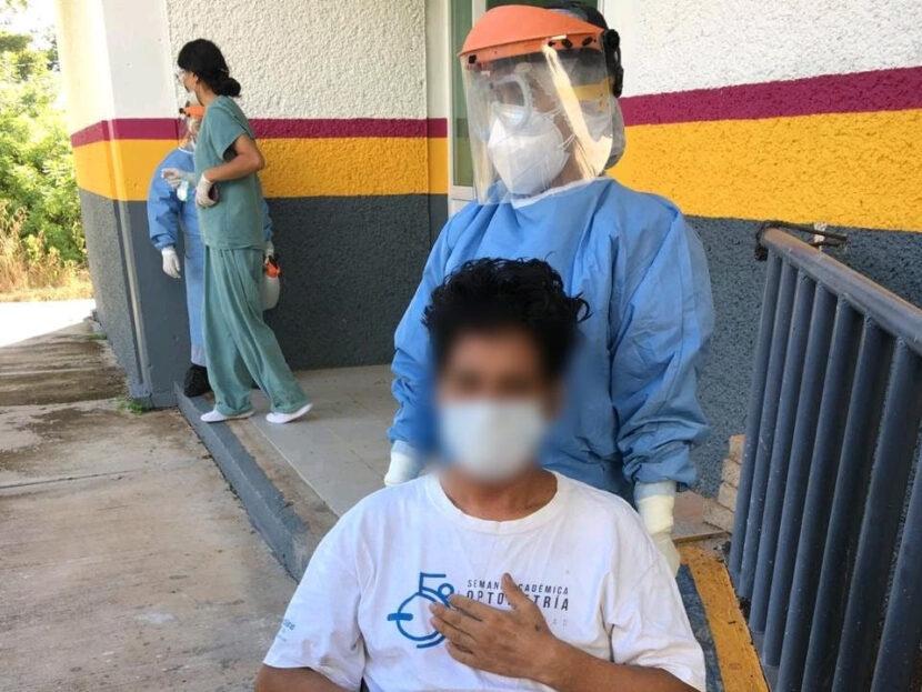 Siete pacientes han superado COVID-19 en Hospital Comunitario de Tuzantla