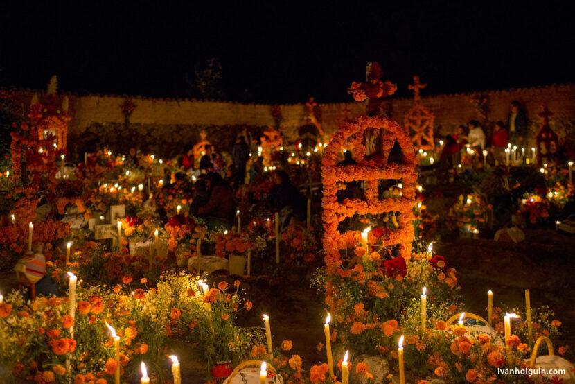 Pátzcuaro es galardonado como el mejor destino para disfrutar del Día de Muertos
