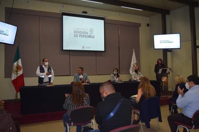 Presenta Segob Protocolo Homologado para la Búsqueda de Personas Desaparecidas en Michoacán