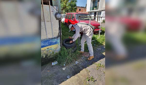 Michoacán, sin registro de defunciones por dengue