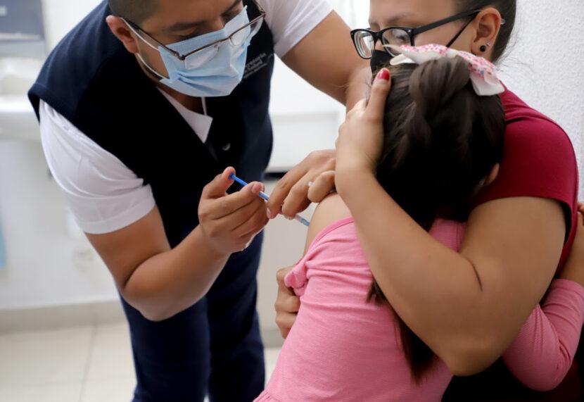 Inicia distribución de vacuna contra la influenza en el interior del estado