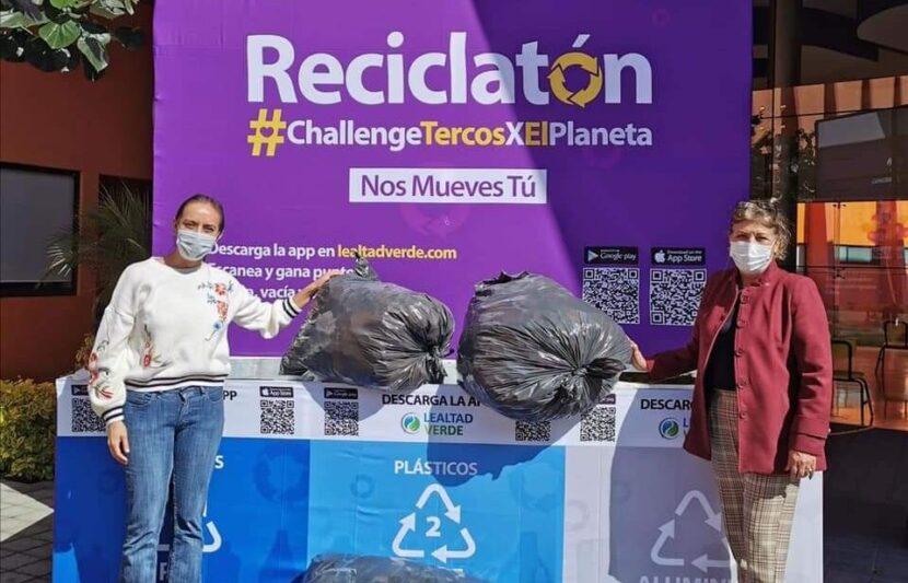 SDIF Maravatío continua en la causa para juntar tapitas en apoyo a niños con enfermedades